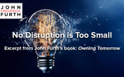 No Disruption is Too Small