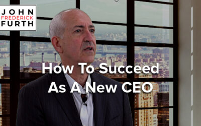 Video: Succeed as a New CEO