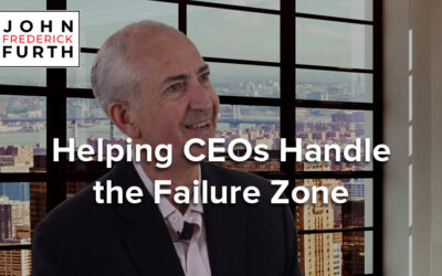 Video: Helping CEOs Handle the Failure Zone
