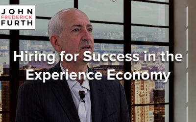 Video: Hiring for Success in the Experience Economy