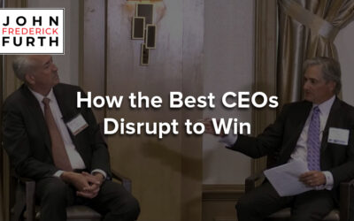 Video: How the Best CEOs Disrupt to Win